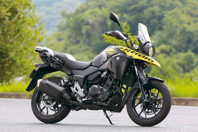 画像: <試乗インプレ>SUZUKI V-STROM 250(2017年) - webオートバイ