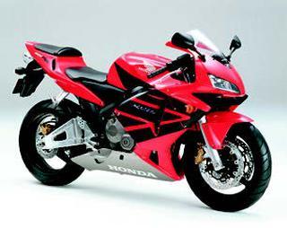 ホンダ CBR600RR 2003 年
