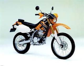 カワサキ KLX250 2003 年2月