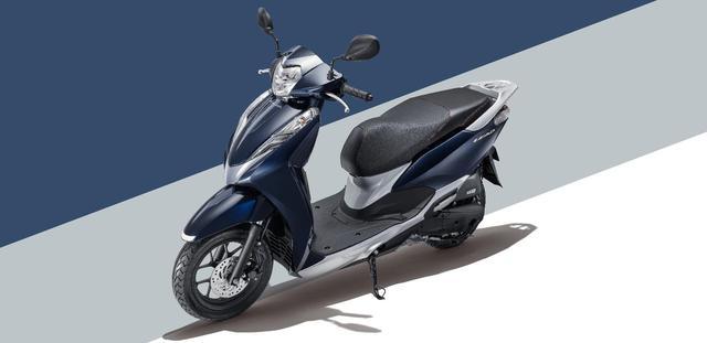 画像: ホンダ「リード125」のカラーバリエーション - webオートバイ