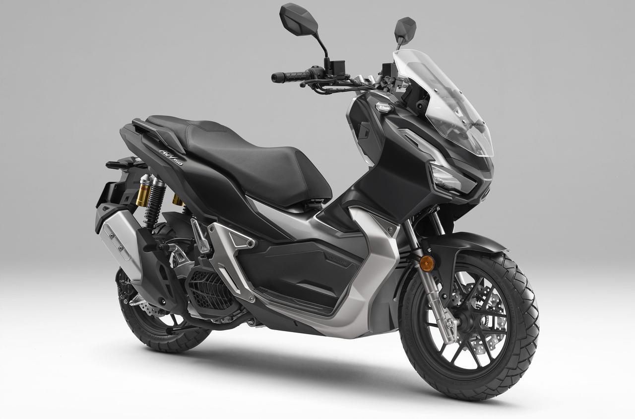 画像4: ホンダ「ADV150」が2月14日(金)販売開始! 街から旅まで楽しめる149ccのアドベンチャー・スクーター