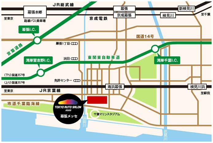 画像: 東京オートサロン 開催概要・入場料