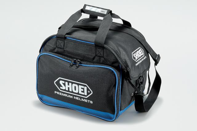画像: SHOEIヘルメットバッグ3/税抜価格:6,500円