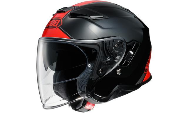 画像3: SHOEIからインナーバイザー付きジェットヘルメット「J-CruiseII」のグラフィックモデル「ADAGIO」が登場