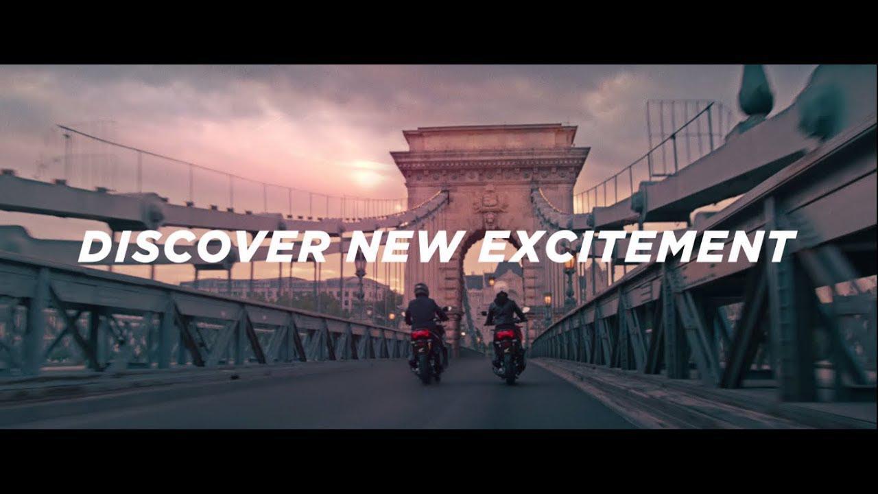 画像: Honda ADV150, Discover New Excitement youtu.be