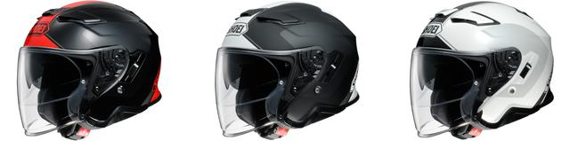 画像2: SHOEIからインナーバイザー付きジェットヘルメット「J-CruiseII」のグラフィックモデル「ADAGIO」が登場
