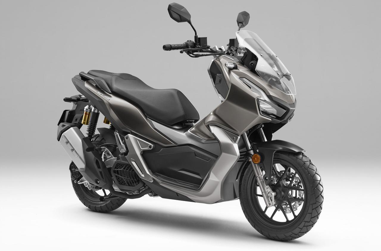 画像3: ホンダ「ADV150」が2月14日(金)販売開始! 街から旅まで楽しめる149ccのアドベンチャー・スクーター