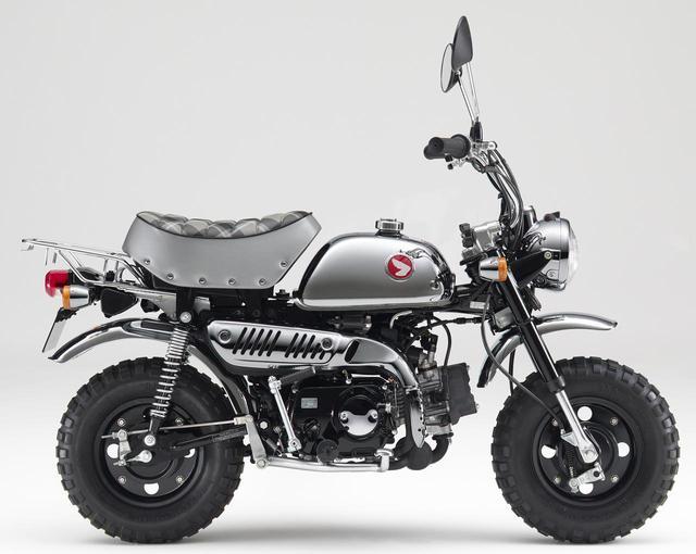 画像: ついに最終モデル! 500台限定の「モンキー・50周年スペシャル」が発売に! - webオートバイ