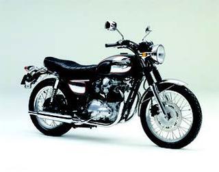 カワサキ W650 クロームバージョン 2003 年7月