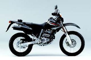 ホンダ XR250 2003 年10月