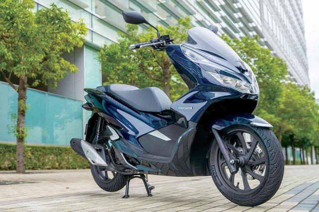 画像: Honda PCX HYBRID