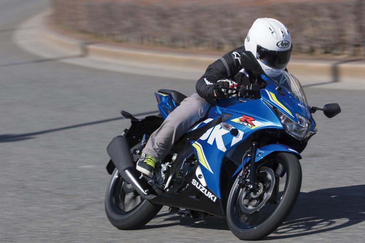 画像: 【試乗インプレ】SUZUKI GSX-R125 ABS (2018年) - webオートバイ
