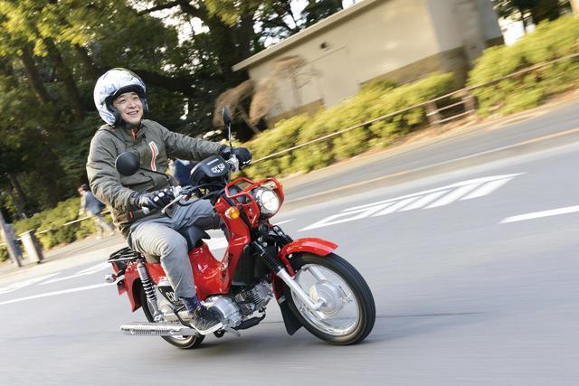 画像: 【試乗インプレ】CROSS CUB50 & 110 ×2016 M1グランプリチャンピオン 銀シャリ 鰻 和弘【HONDA CROSS CUB50/110】(2018年:後編) - webオートバイ