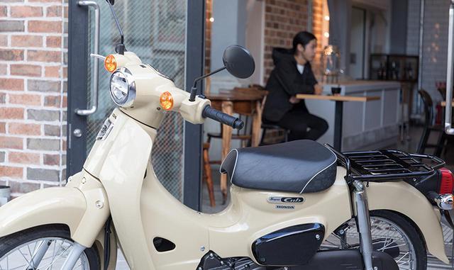 画像: スペシャルカラーモデル「スーパーカブ50/110・ストリート」が新登場! 受注期間限定で3月15日に発売 - webオートバイ