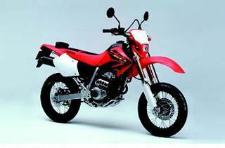 ホンダ XR250・モタード 2003 年10月