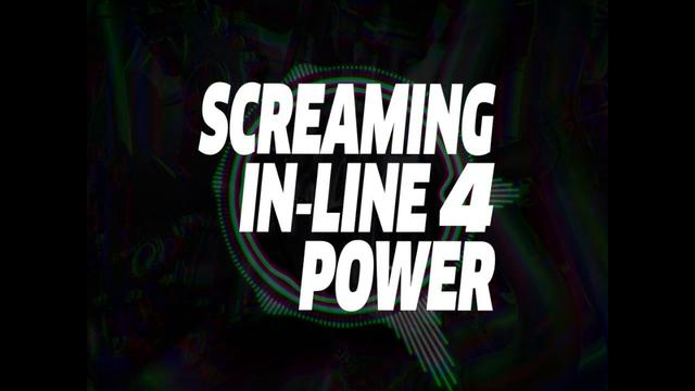 画像: Ninja ZX-25R: Vol.8 Screaming In-Line 4 Power [Engine Sound] youtu.be