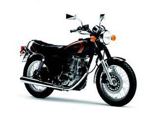 ヤマハ SR400 50th Anniversary Special Edition 2005 年10月
