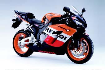 Images : ホンダ CBR1000RR・スペシャルエディション2004 年10月