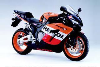 ホンダ CBR1000RR・スペシャルエディション2004 年10月