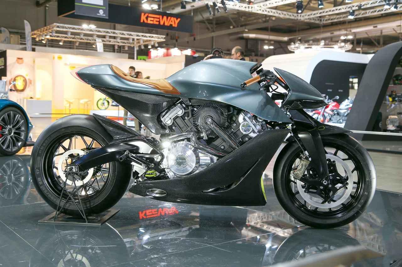 画像: 限定生産100台のサーキット専用モデル