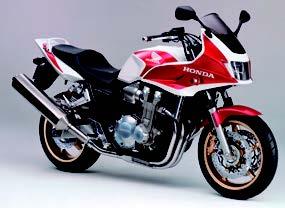 Images : ホンダ CB1300スーパーボルドール ABS 2005 年 3月