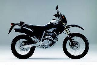 ホンダ XR250 2006 年 3月