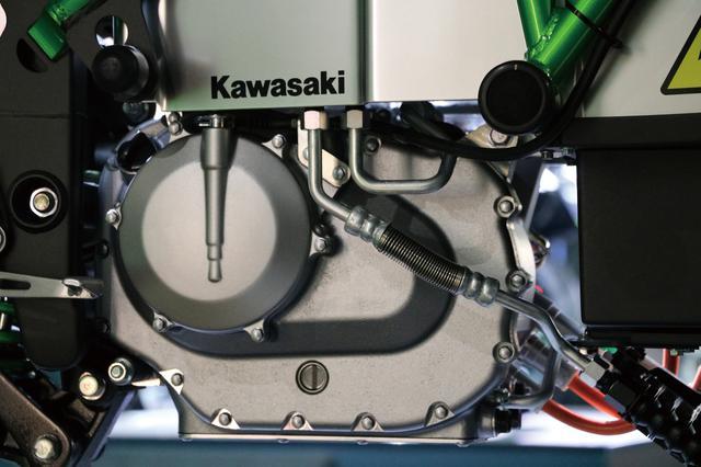 画像2: HV車でお馴染みの回生ブレーキ機構を搭載