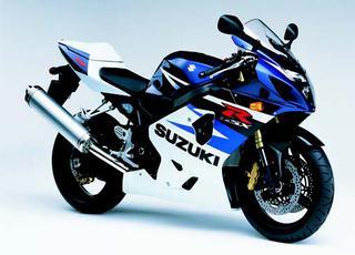 スズキ GSX-R750 2004 年
