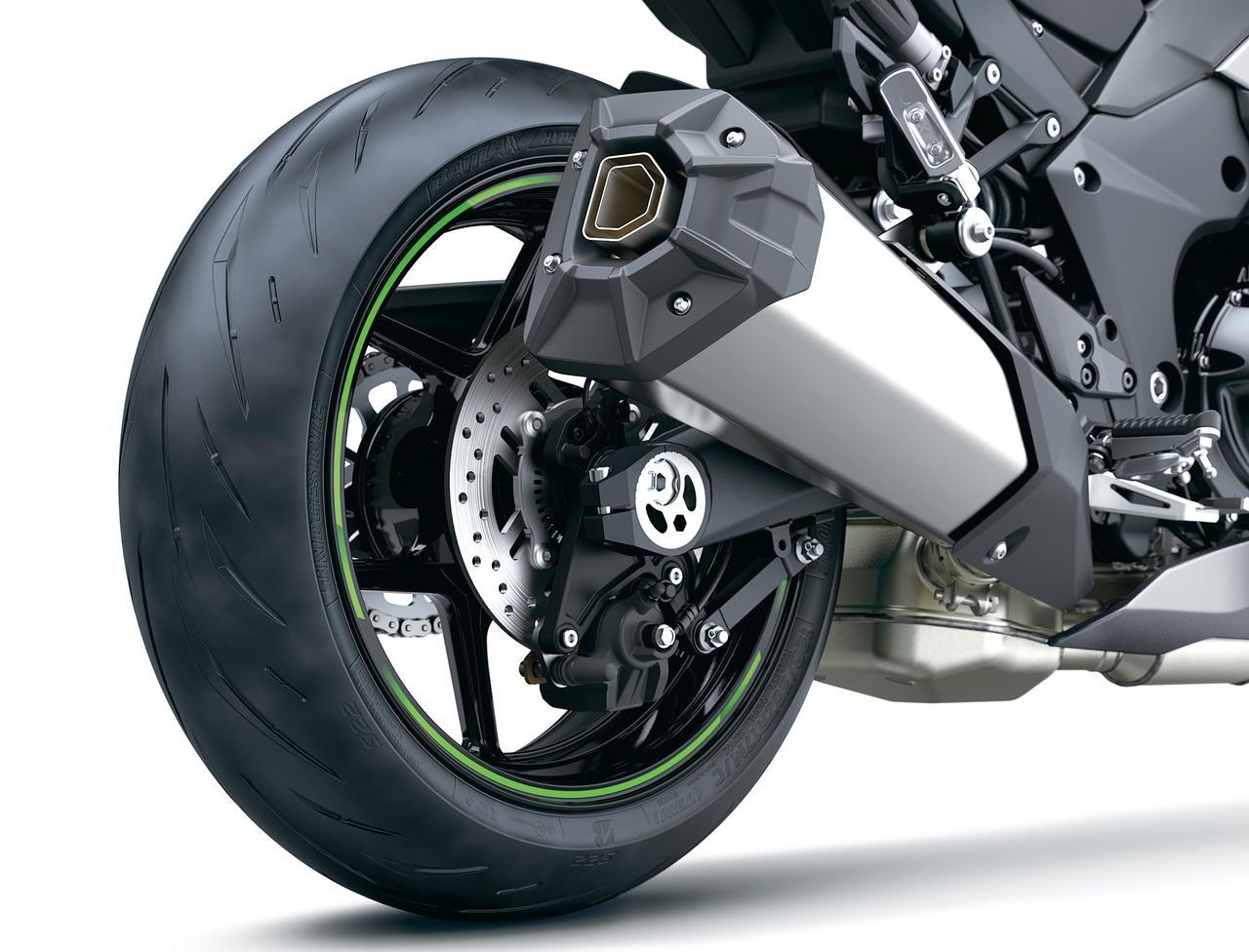 Images : 10番目の画像 - Ninja1000 SXの写真をまとめて見る! - webオートバイ