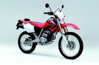 ホンダ XR250 2004 年12月