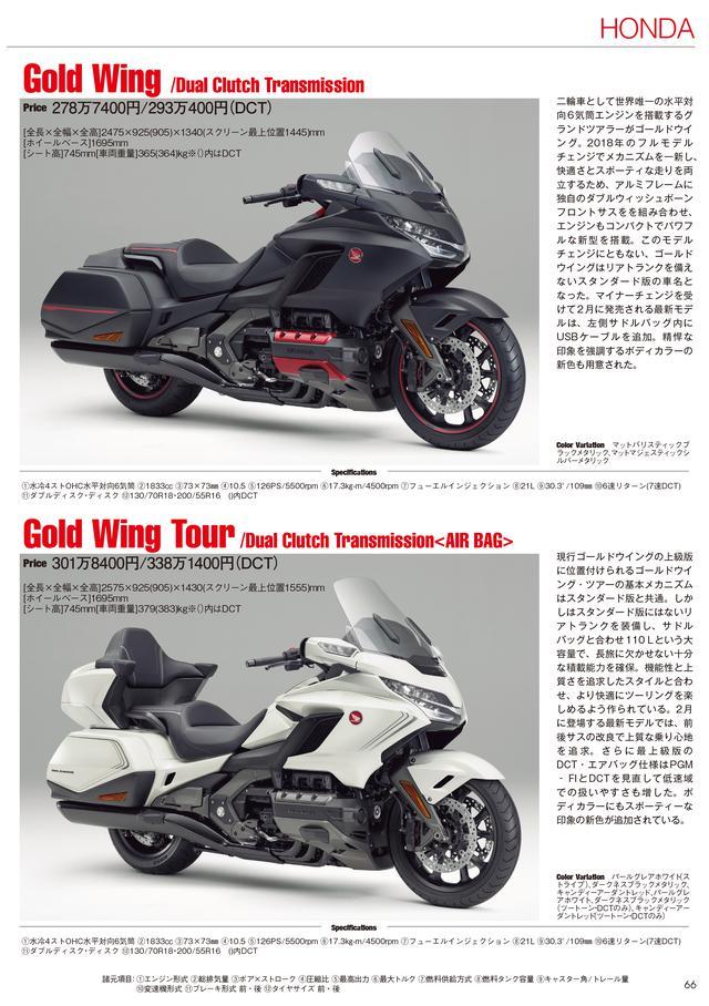 画像2: 12月24日(火)発刊!『JAPAN BIKE OF THE YEAR 2020 オートバイ国産車&外国車年鑑』2020年モデルを徹底網羅した一冊