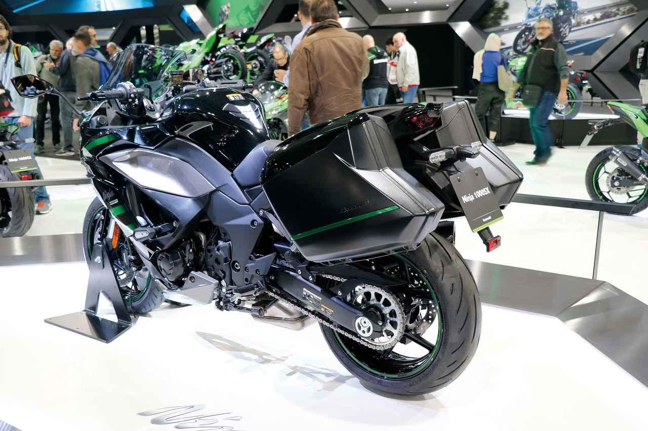 Images : 5番目の画像 - Ninja1000 SXの写真をまとめて見る! - webオートバイ