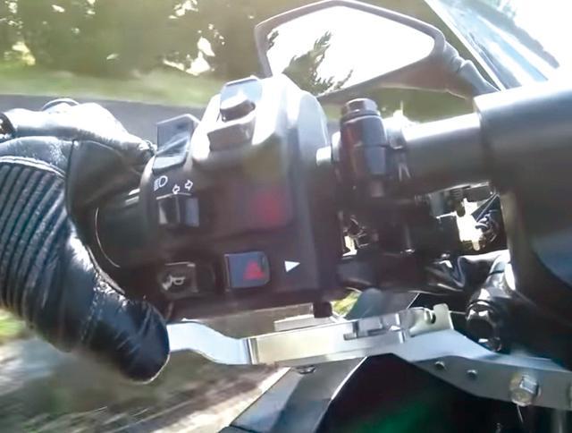 画像3: カワサキが突如発表した電動バイク「EV PROJECT」を考察! 4速マニュアルミッションに回生ブレーキも搭載