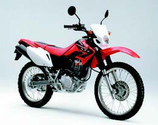 ホンダ XR230 2005 年 3月