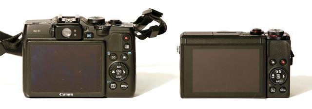 画像2: バイクツーリングに適したカメラを考える!【キヤノン党・編集部員西野編】Canon「PowerShot G7 X Mark III」を使ってみた!