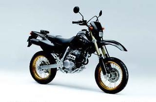 ホンダ XR250・モタード 2004 年12月