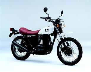 Images : カワサキ 250TR 2005 年12月