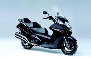 ホンダ シルバーウイング<600>/ABS 2005 年1月