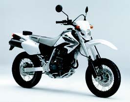 Images : ホンダ XR400モタード 2005 年 3月