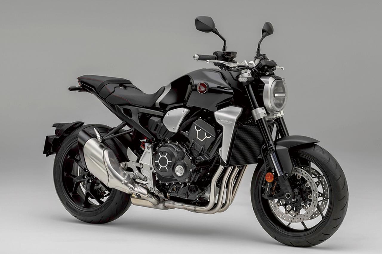 画像: 2018 Honda CB1000R