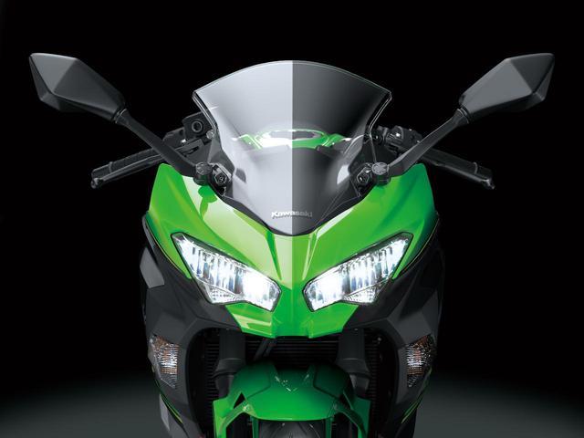 画像: フレームもエンジンも新設計で2月1日発売! カワサキNinja250/400が完全に生まれ変わった!? パワーアップがヤバすぎる! - LAWRENCE - Motorcycle x Cars + α = Your Life.