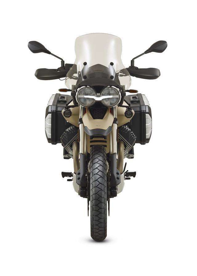画像6: モト・グッツィが2020年に日本で販売するバイクを一挙5機種発表!