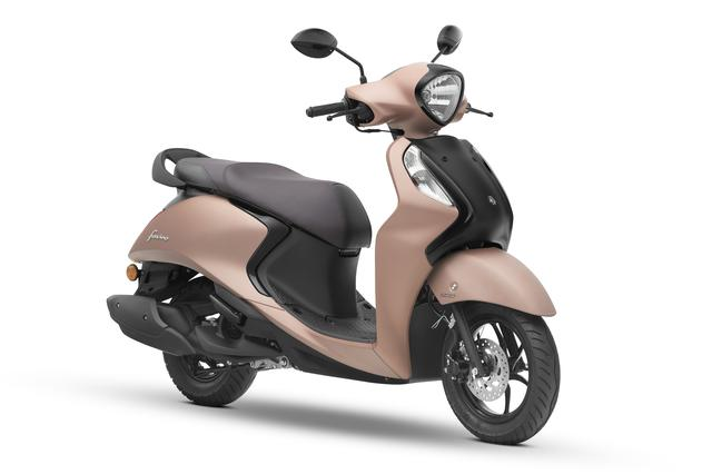 画像7: ヤマハがファッションスクーター「Fascino」の2020年モデルを1月にインドで発売