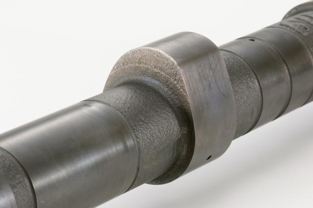 画像: GPZ900R/GPZ1000RX用カムのスペックは以下の通り。IN(吸気バルブ側):OPEN(開)18.5°/CLOSE(閉)56.0°。EX(排気バルブ側):OPEN(開)52.0°/CLOSE(閉)23.0°。※それぞれ1mmリフト時。最大リフト量:IN(吸気バルブ側)9.9mm/EX(排気バルブ側)9.5mm。
