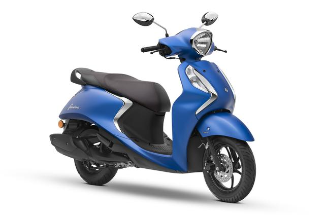 画像8: ヤマハがファッションスクーター「Fascino」の2020年モデルを1月にインドで発売
