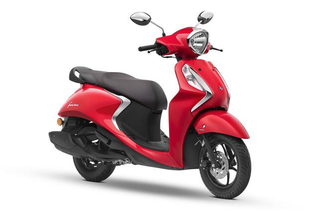 画像3: ヤマハがファッションスクーター「Fascino」の2020年モデルを1月にインドで発売