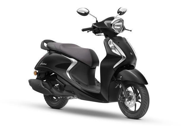 画像6: ヤマハがファッションスクーター「Fascino」の2020年モデルを1月にインドで発売