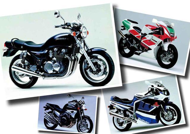 画像: ネイキッドブームを巻き起こした「ゼファー」シリーズが登場!【日本バイク100年史 Vol.051】(1990-1991年)<Webアルバム> - webオートバイ