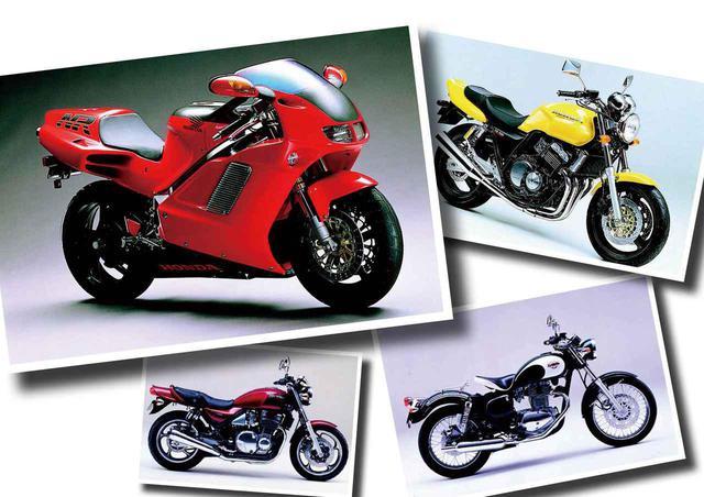 画像: 市販車世界初の楕円ピストンを搭載したHonda「NR」も登場!【日本バイク100年史 Vol.054】(1992-1993年)<Webアルバム> - webオートバイ