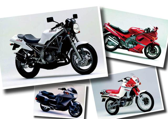 画像: ヤマハR1-ZやSRXの登場でネイキッドブームが更に加速!【日本バイク100年史 Vol.050】(1990-1991年)<Webアルバム> - webオートバイ